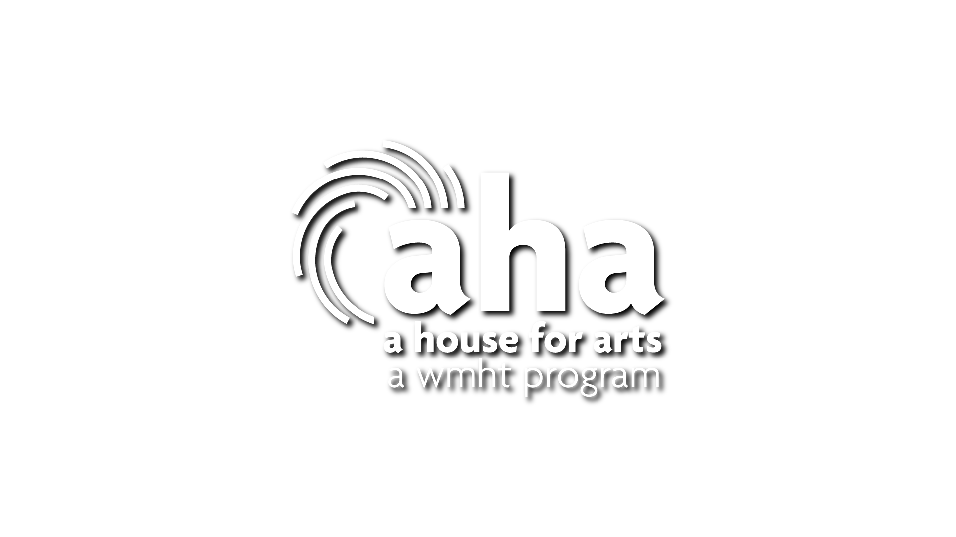 AHA! A House for Arts transparent logo