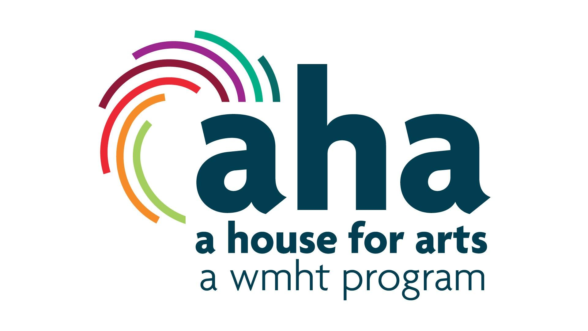 AHA A House for Arts logo