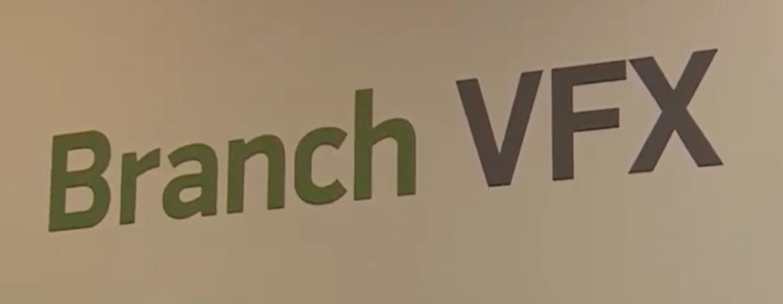 The Branch VFX Logo