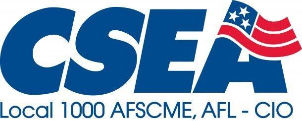 CSEA Local 1000 AFSCME, AFL-CIO Logo
