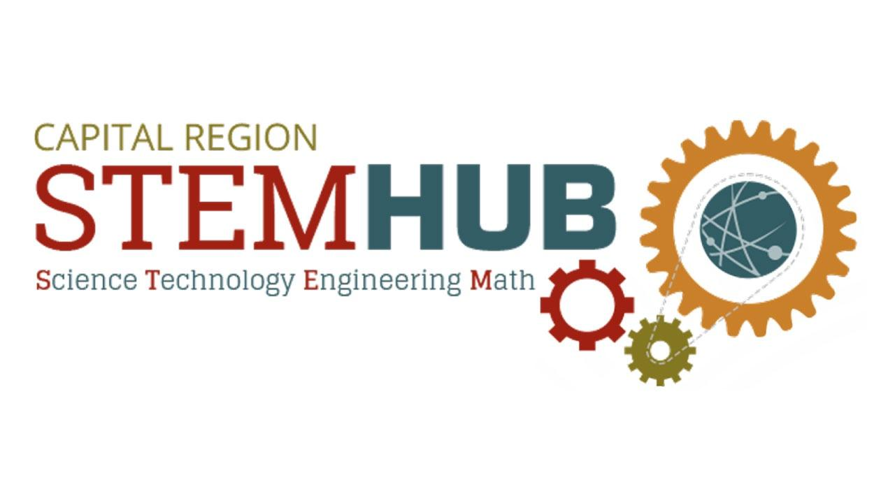 Capital Region STEM Hub logo