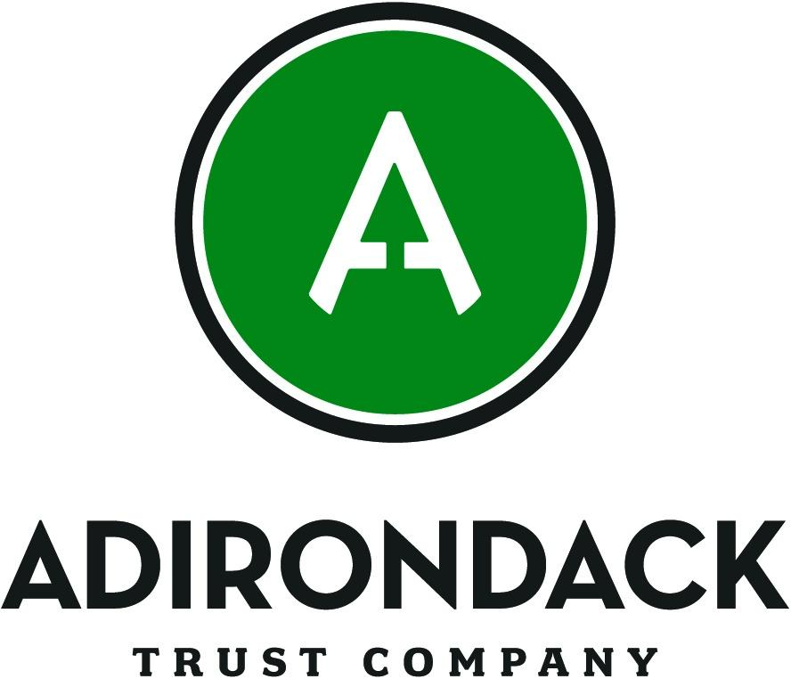 The logo for the Adirondack Trust Company
