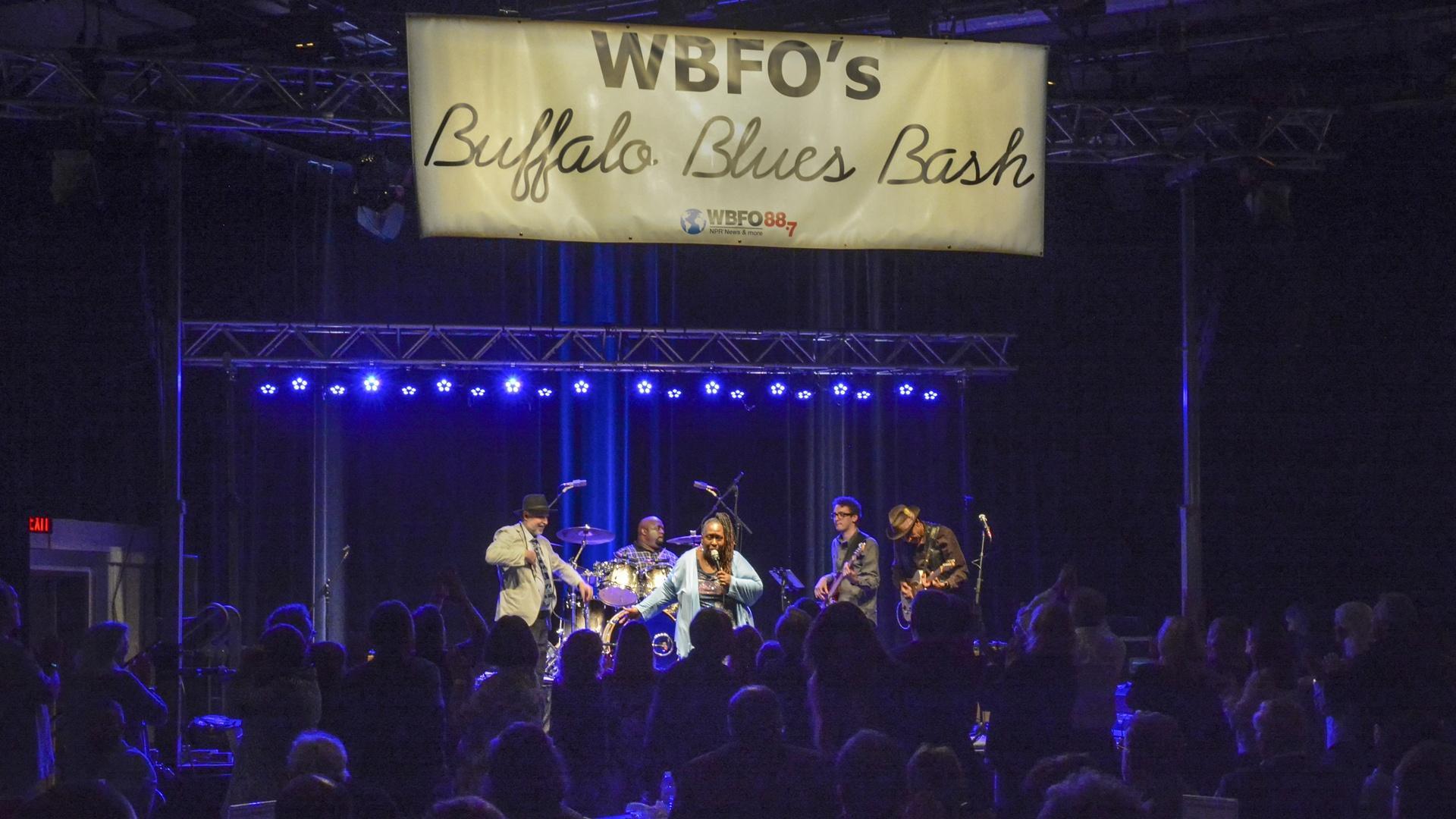 WBFO's Buffalo Blues Bash April 2019
