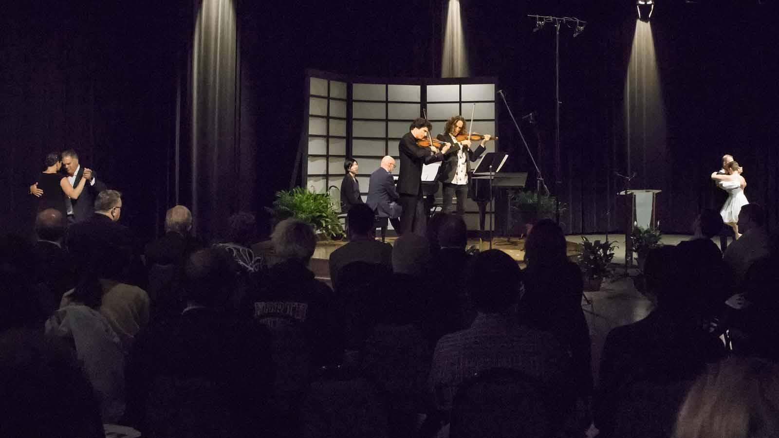WNED's Classically Fabulous 40th performance