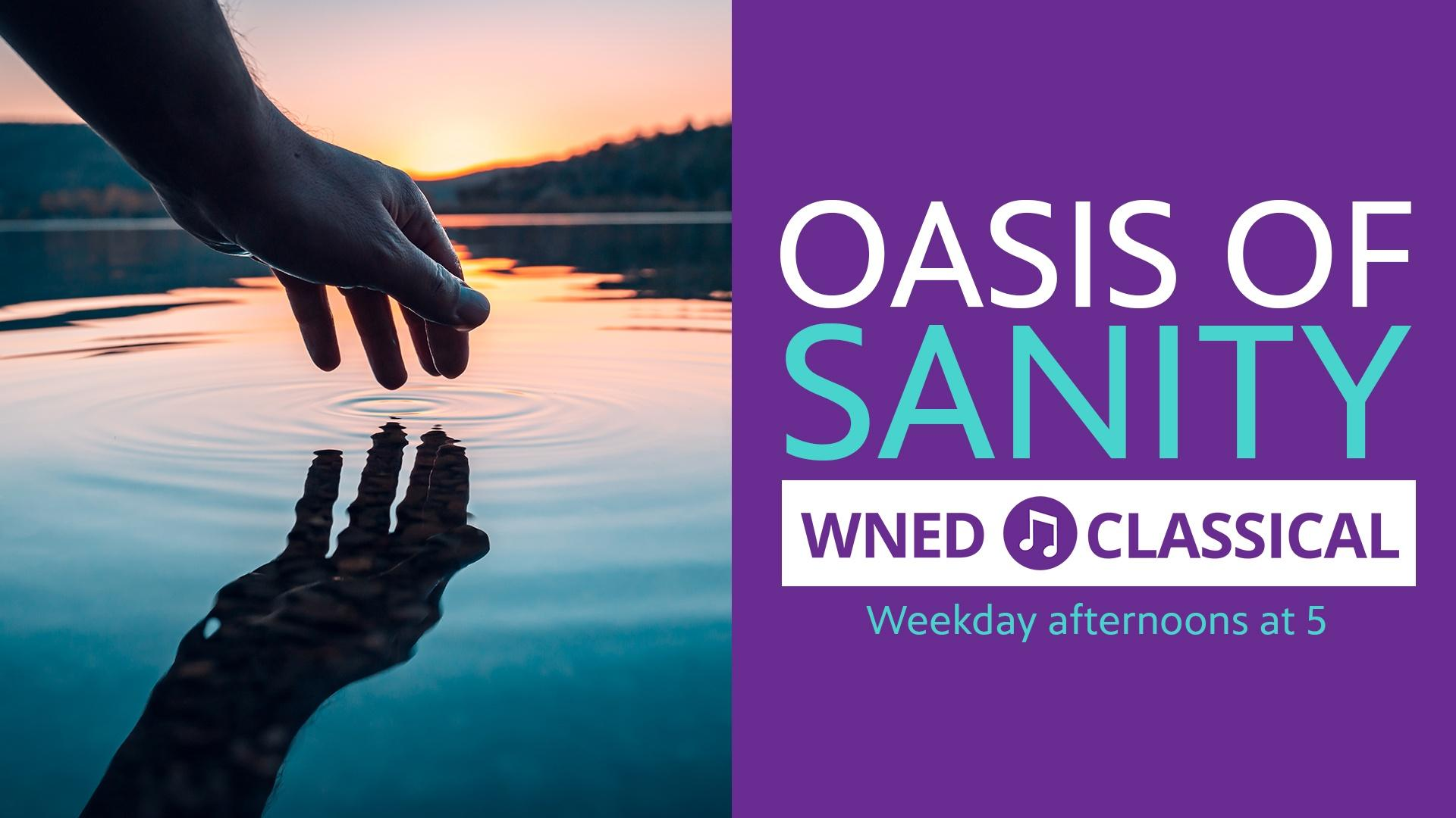 Oasis of Sanity