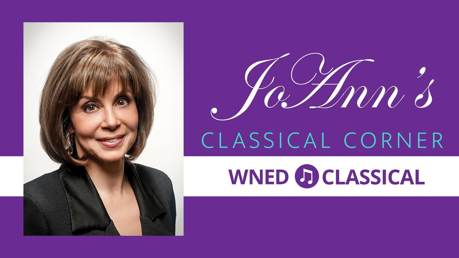 JoAnn's Classical Corner