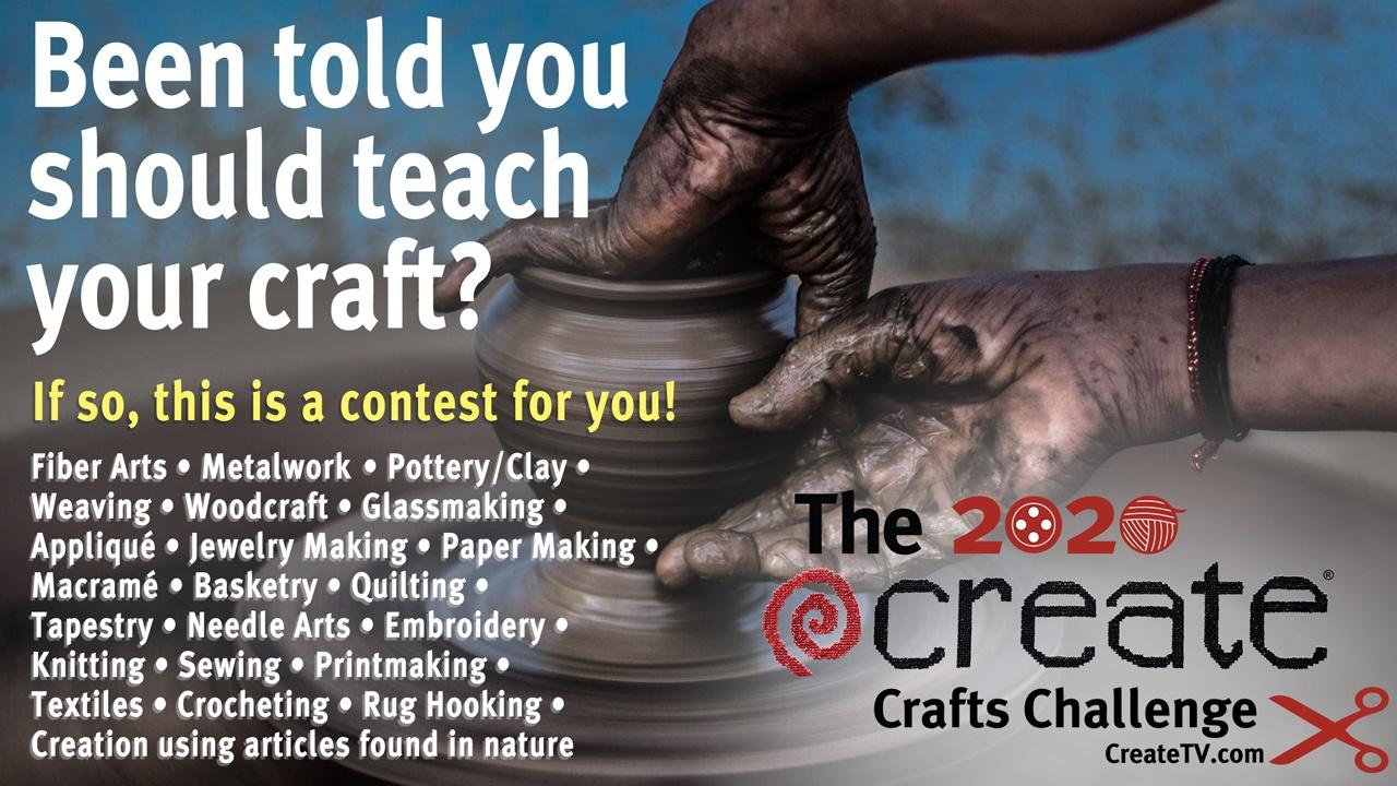 Create Crafts Challenge