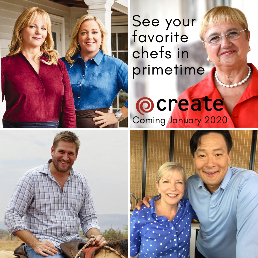chefs on Create