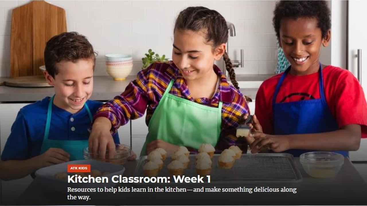 Kitchen Classroom