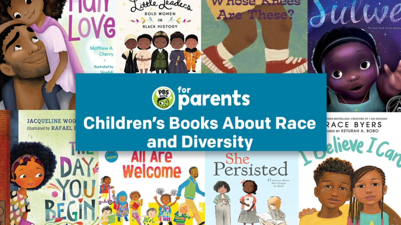 Chirdren's books about race and diversity
