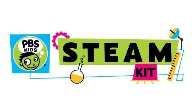 PBS KIDS Steam Logo