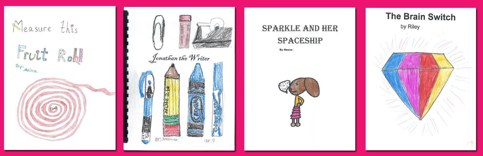 Third Grade Winning Stories