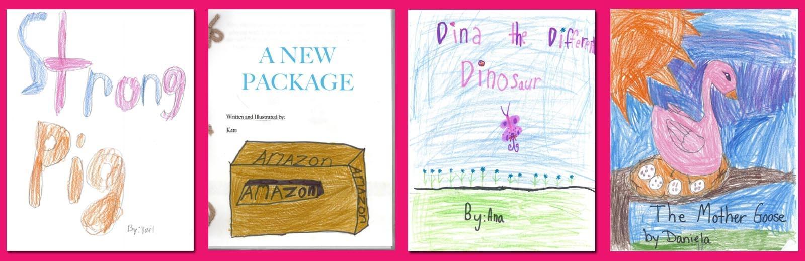 Second Grade Winning Stories