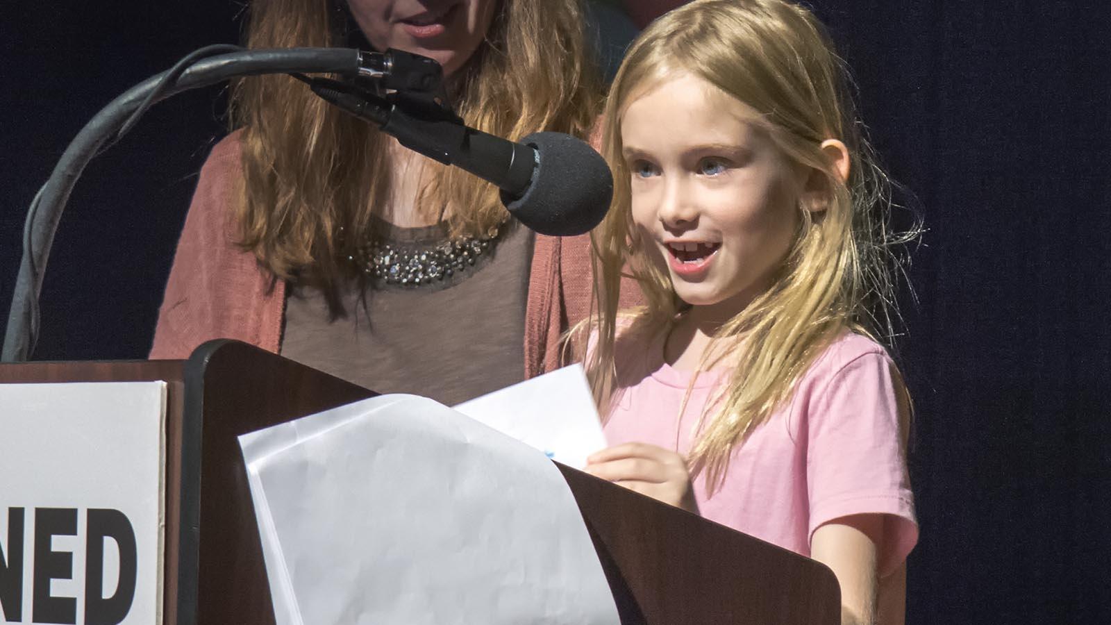2017 PBS KIDS Writer's Contest Celebration