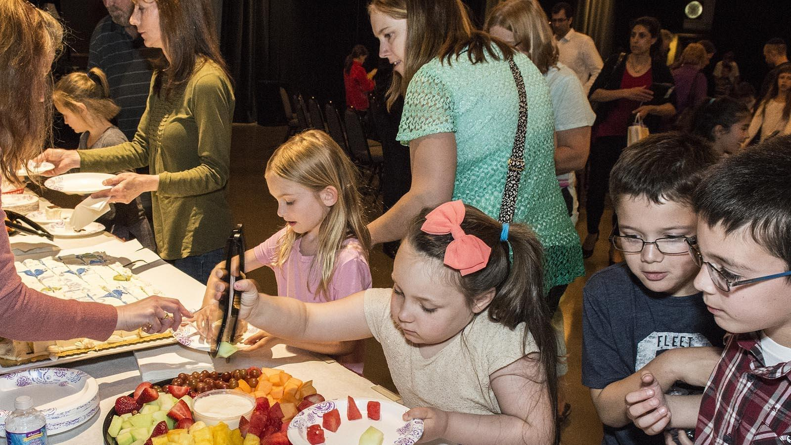 2017 PBS KIDS Writer's Contest Celebration Reception