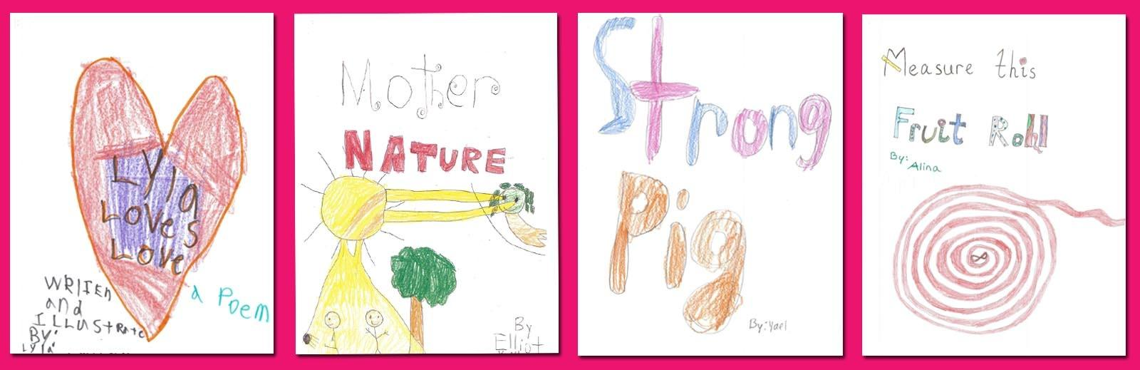 2017 WNED PBS KIDS Writer's Contest First Place Stories