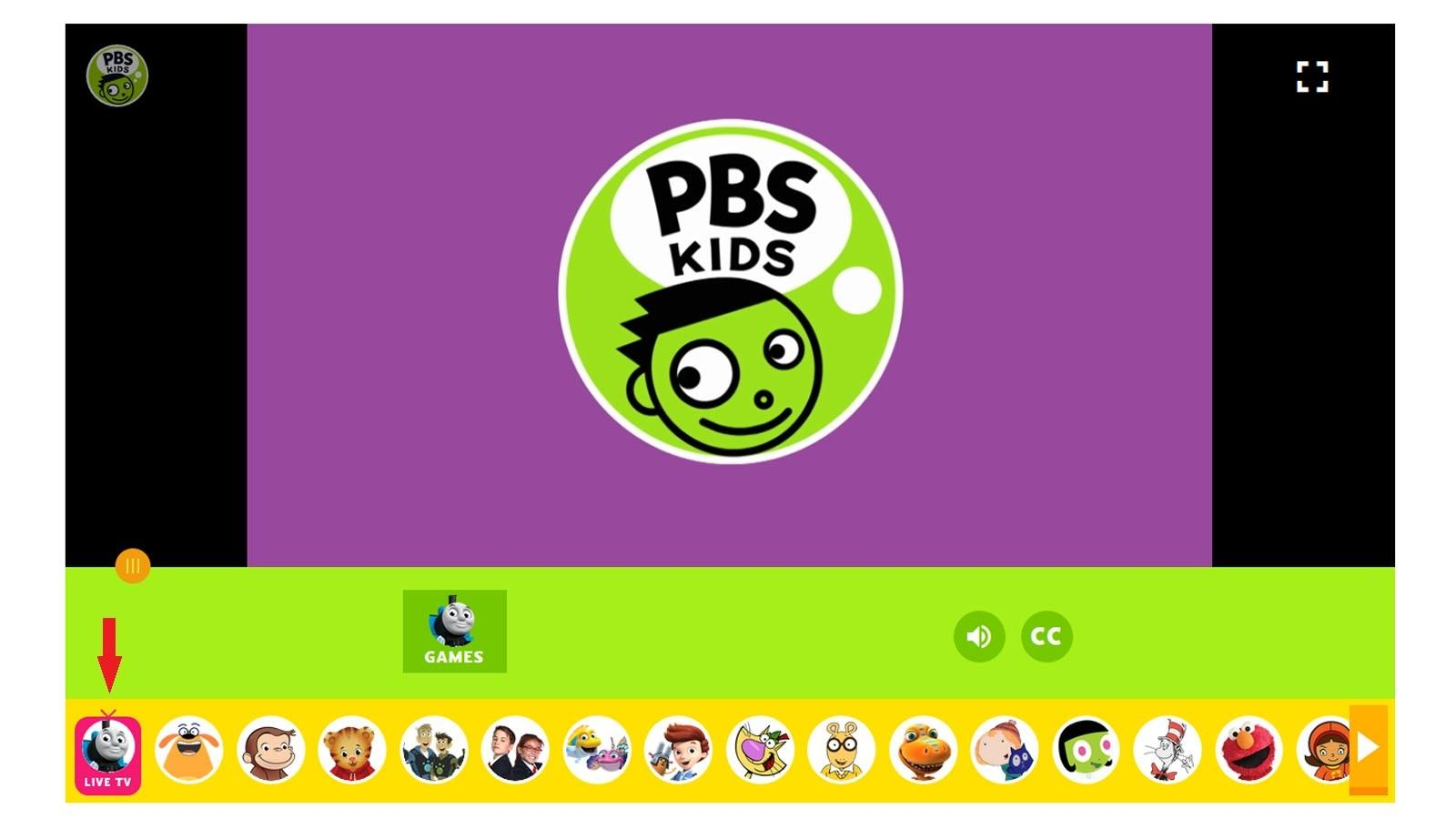 WNED PBS KIDS 24/7 | Stream Now