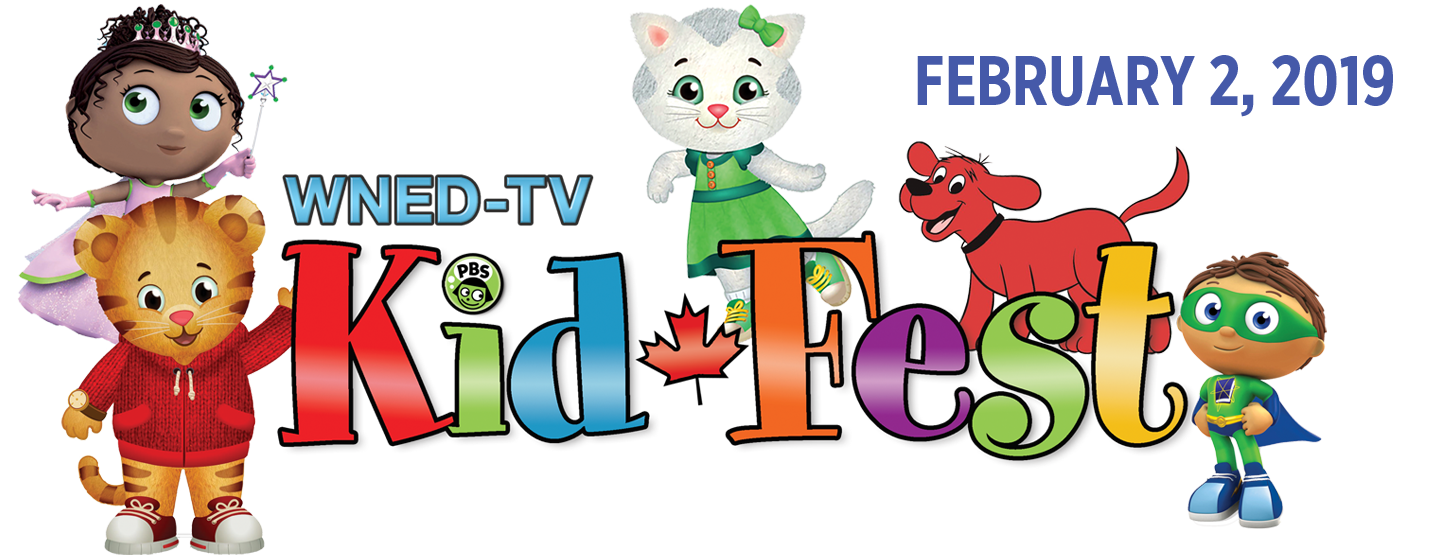 WNED-TV Kid Fest Canada