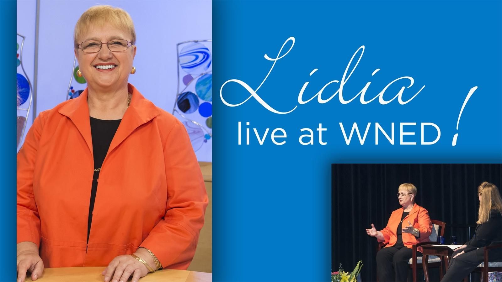 An Evening With Lidia Bastanich