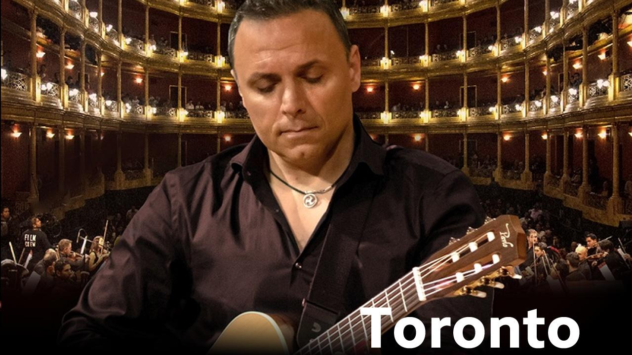 Pavlo in Toronto