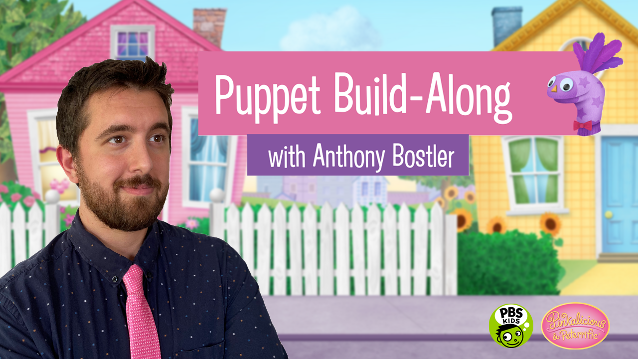 Puppet Build-Along with Anthony Bostler