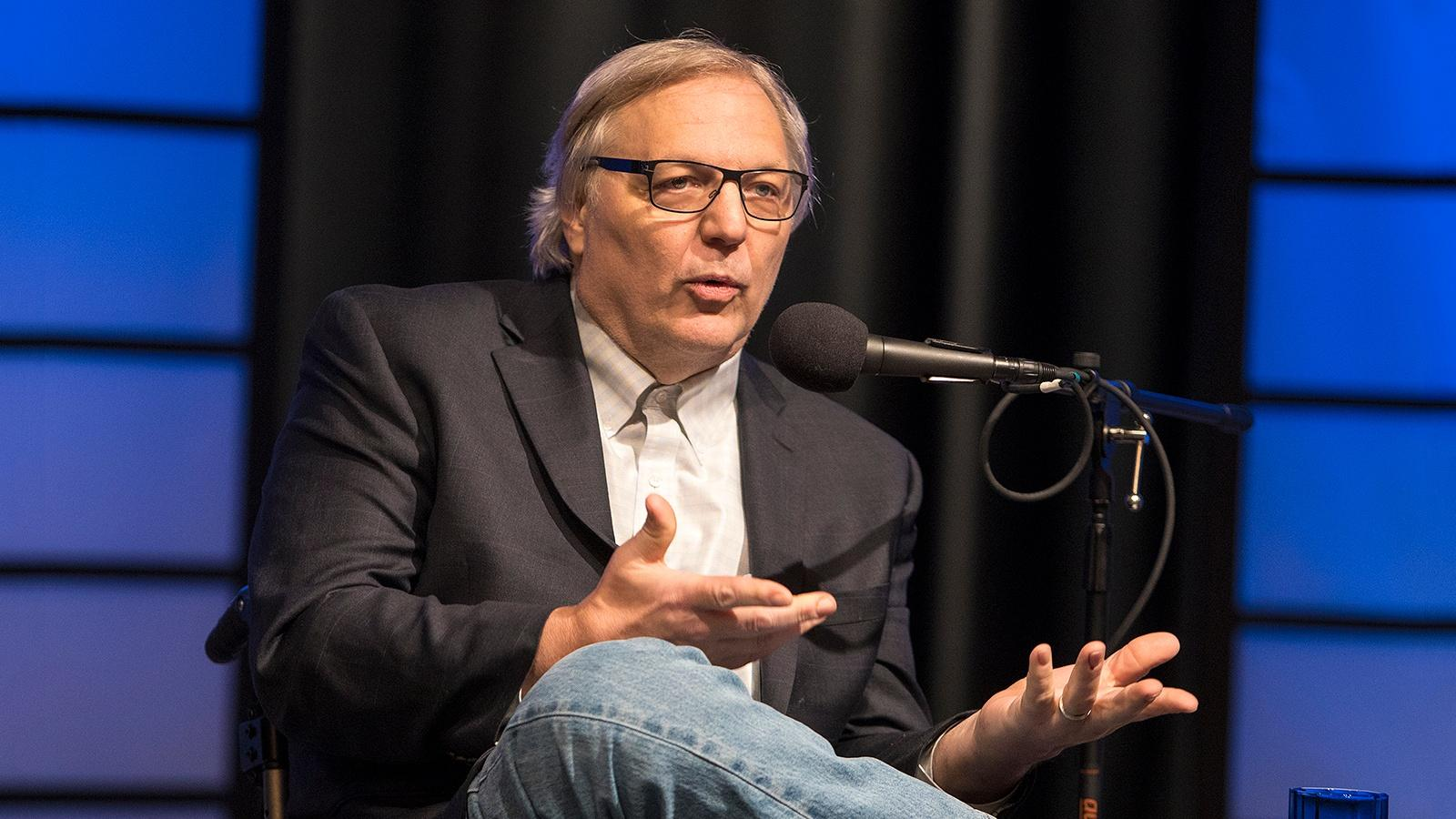 """""""The Takeaway"""" with John Hockenberry"""