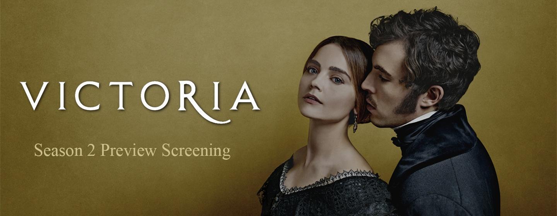 Victoria - Season 2 Preview Screening