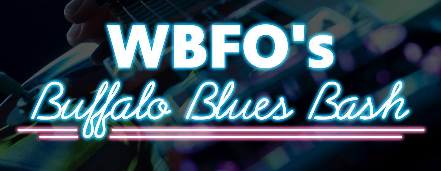 WBFO's Buffalo Blues Bash, Oct. 5, 2019