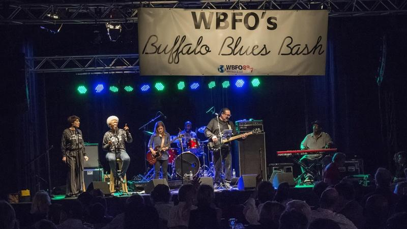 WBFO's Buffalo Blues Bash