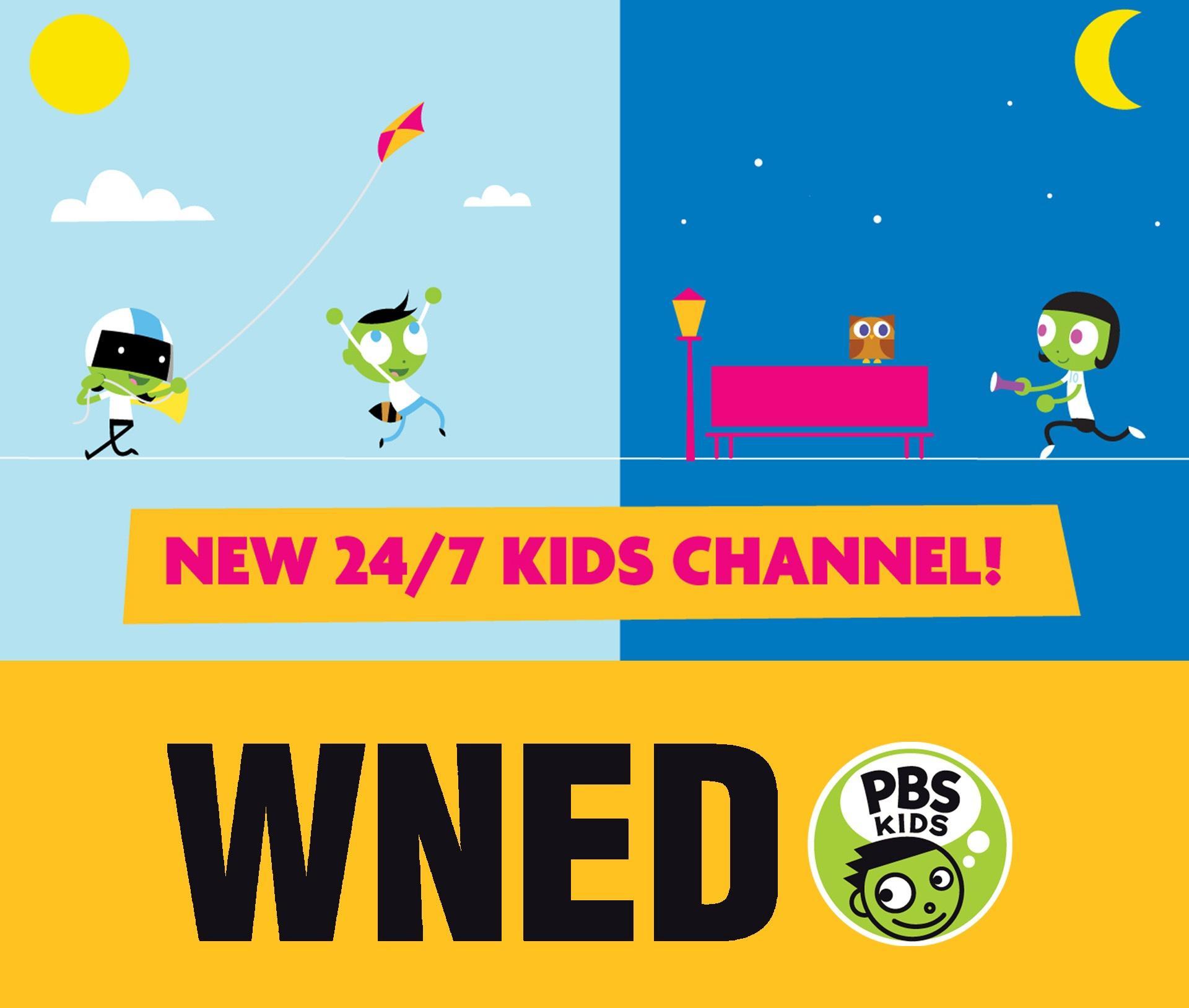 WNED PBS KIDS 24/7