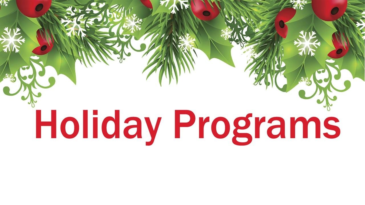 Holiday programs on WNED | WBFO