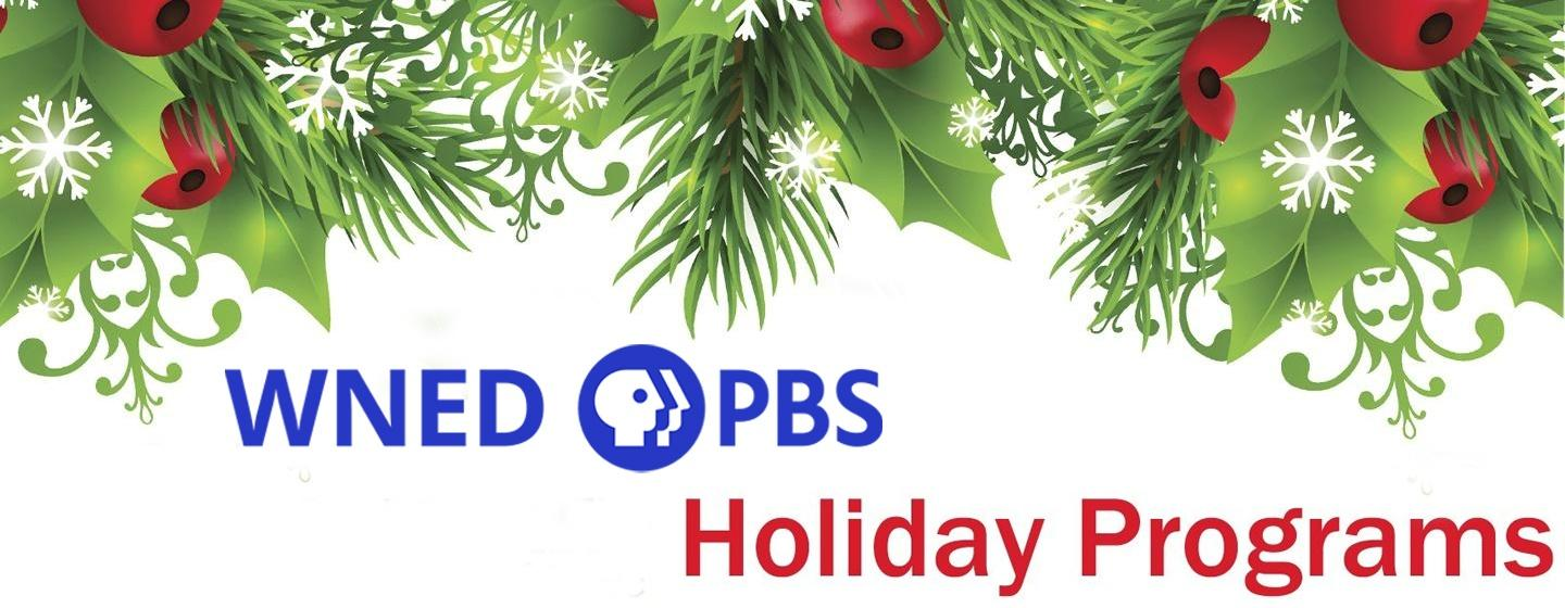 Kids Holiday Programs on WNED PBS