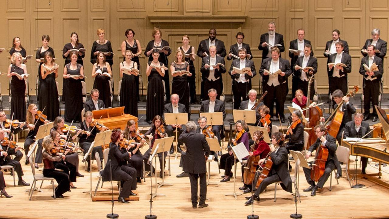 Handel & Haydn Society Christmas