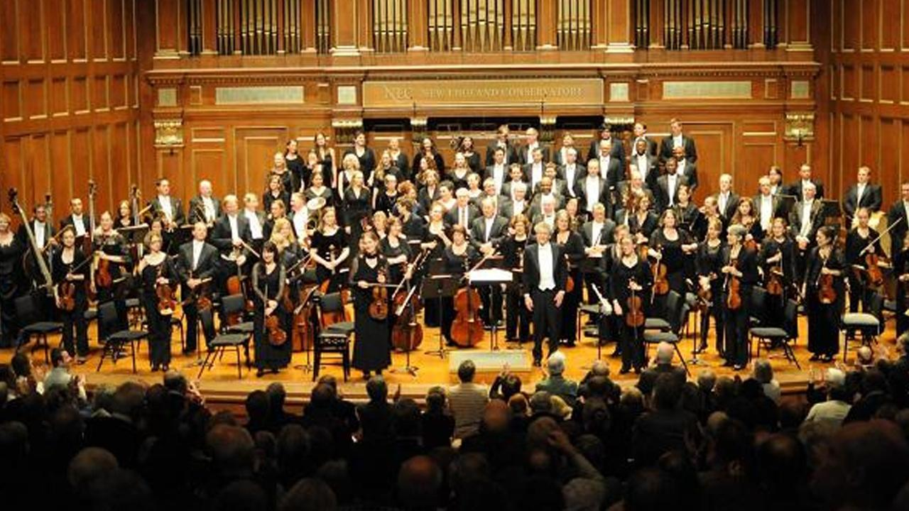 Handel's Messiah featuring the Boston Baroque Orchestra and Choir