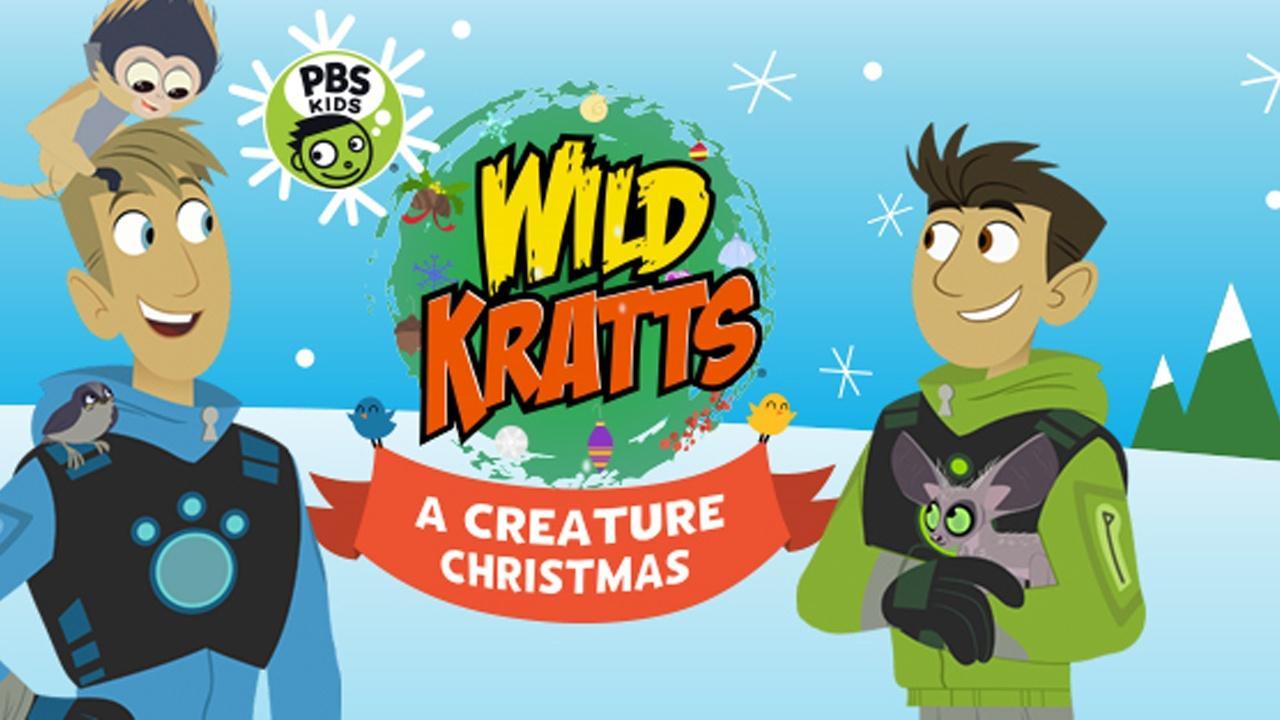 Wild Kratts A Creature Christmas