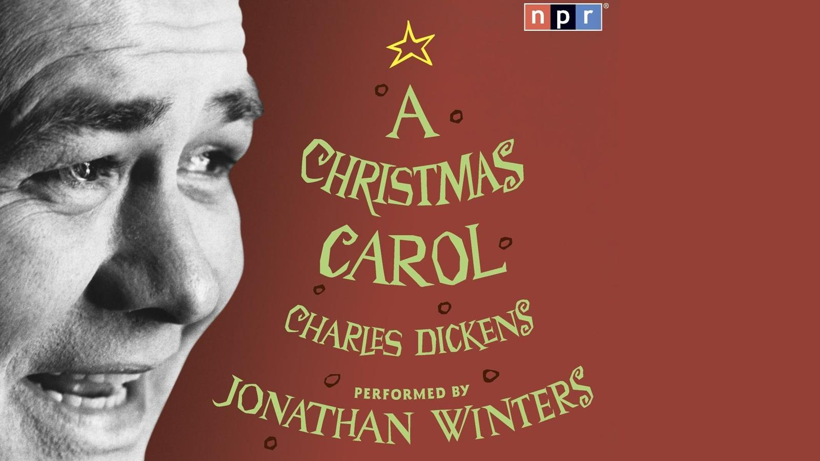A Christmas Carol performed by Jonathan Winters