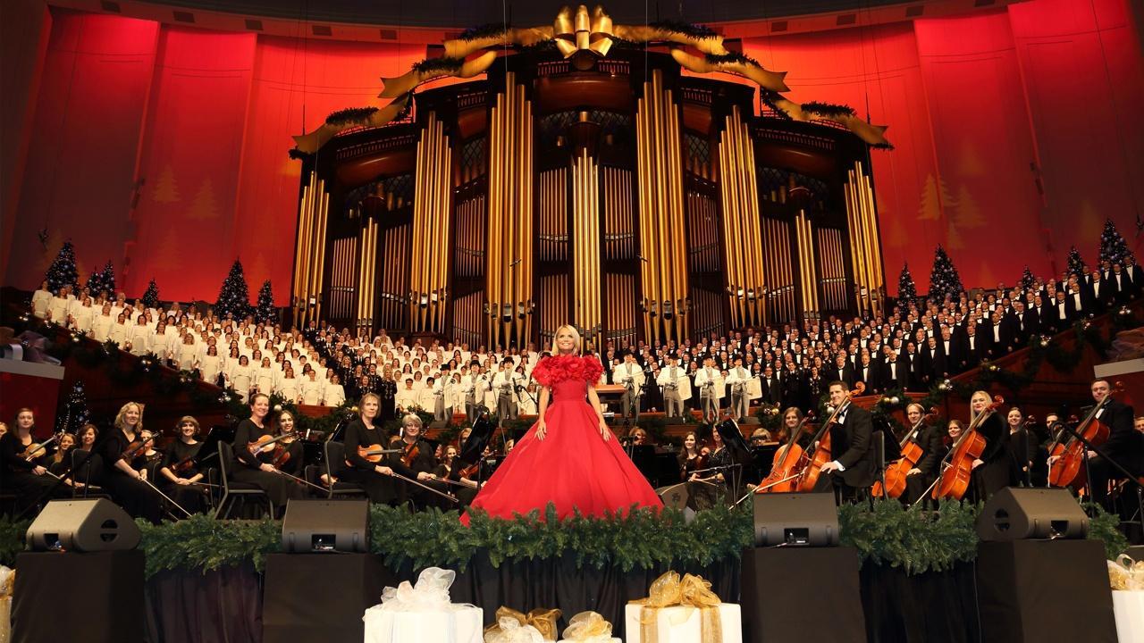 Christmas with teh Tabernacle Choir Featuring Kristin Chenowyth