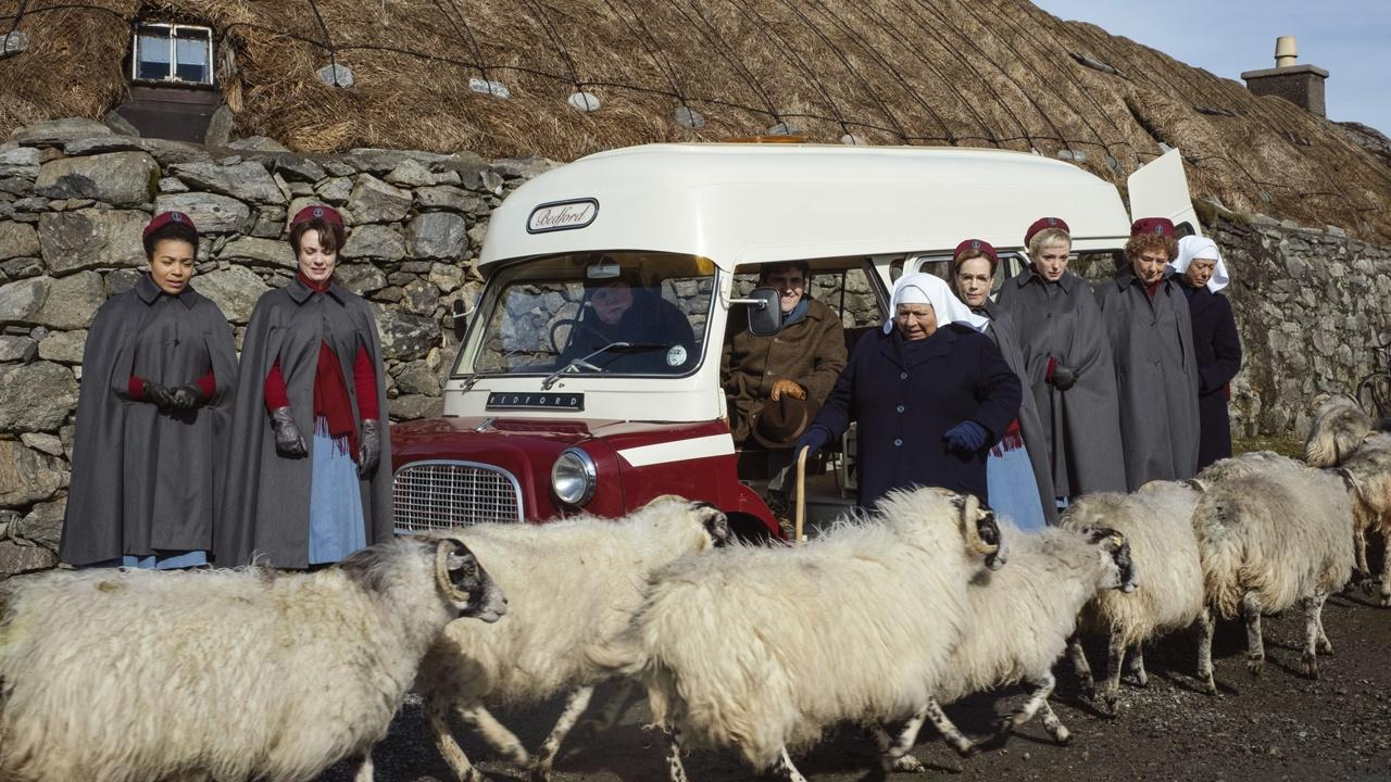 Call the Midwife Holiday Special 2019
