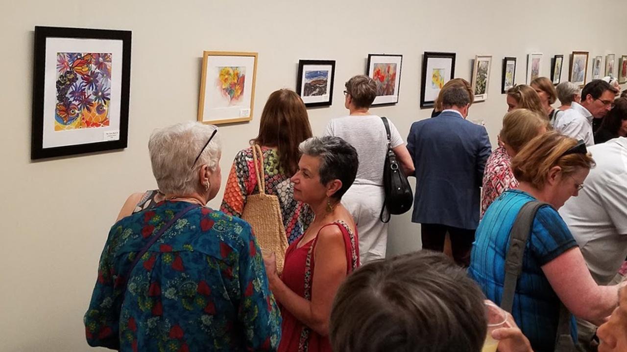 Hope Studio Artists opening reception