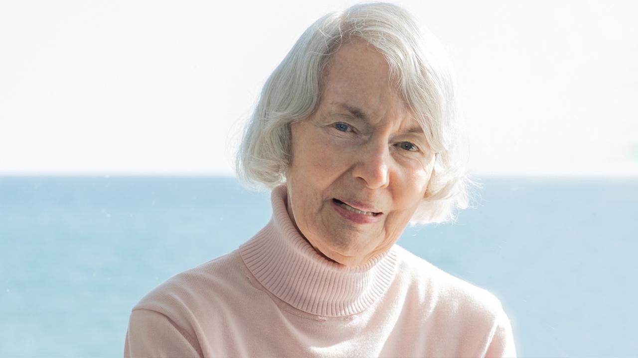 Segacy Society member, Patricia Graham