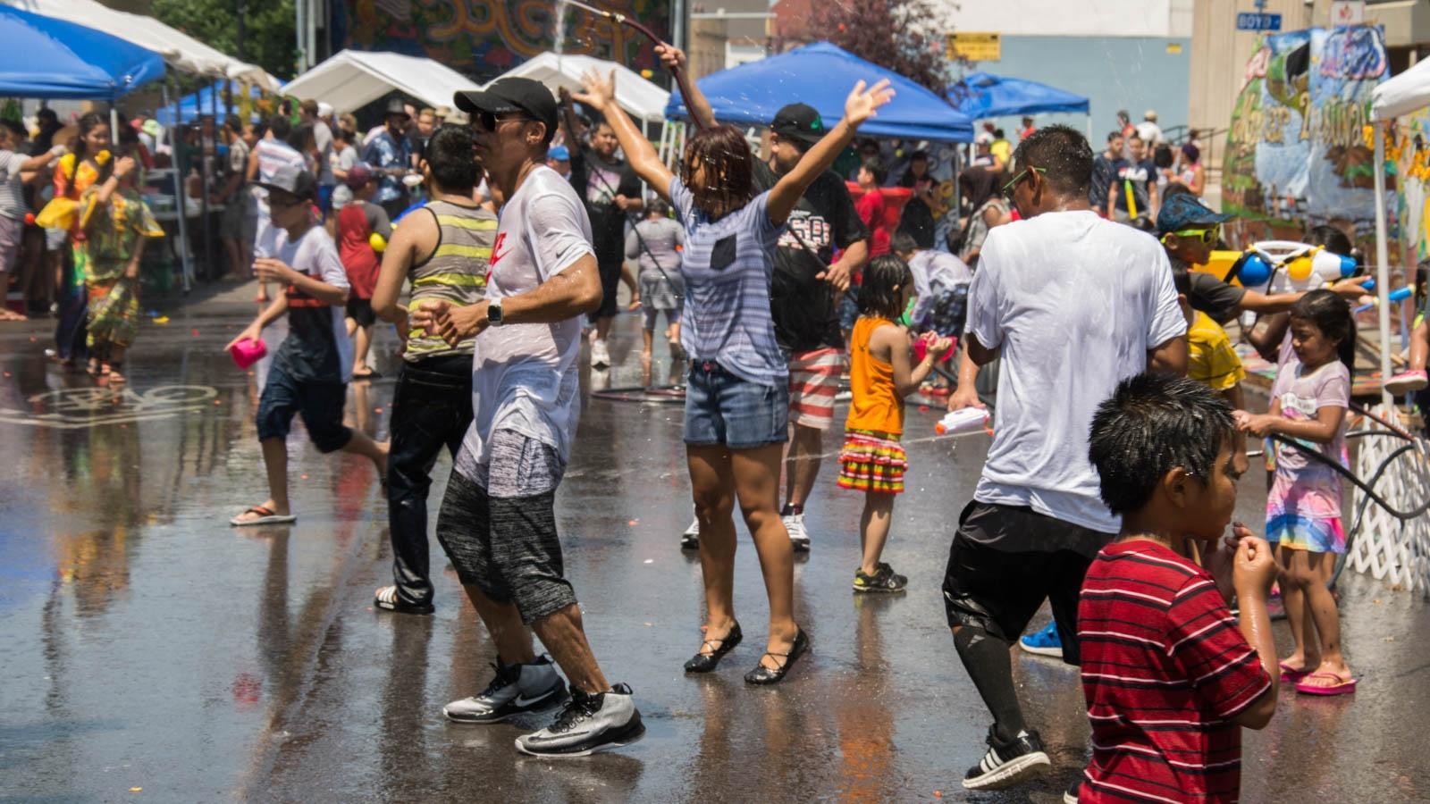 Burmese Water Festival | Buffalo 2018