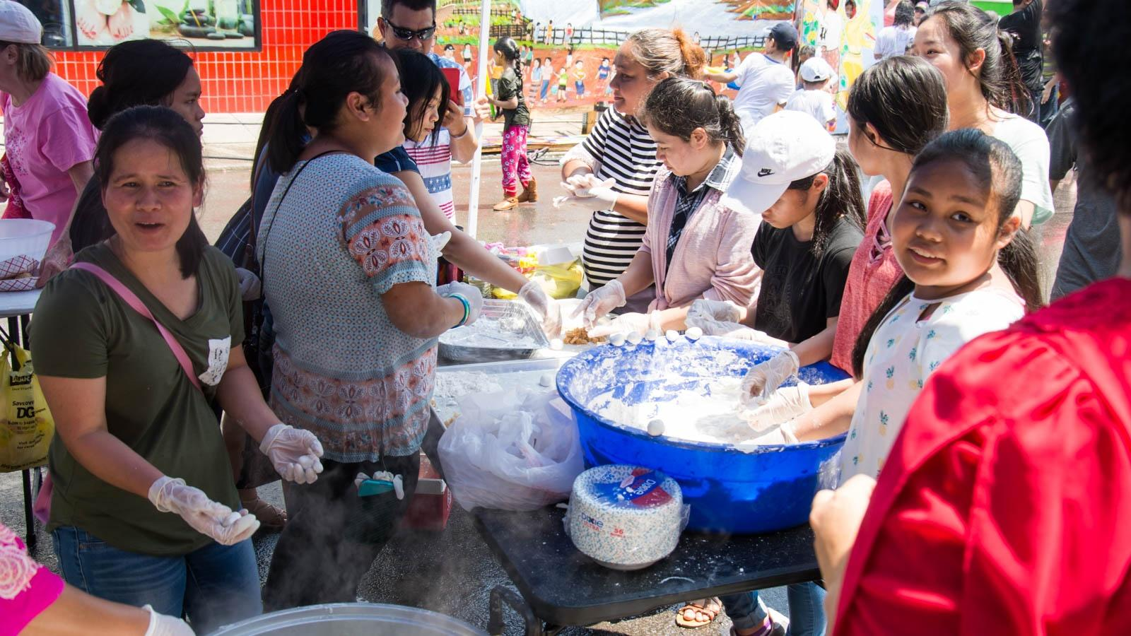 Burmese Water Festival   Buffalo 2018