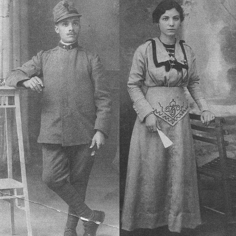 Cologero and Concetta Sanfilippo