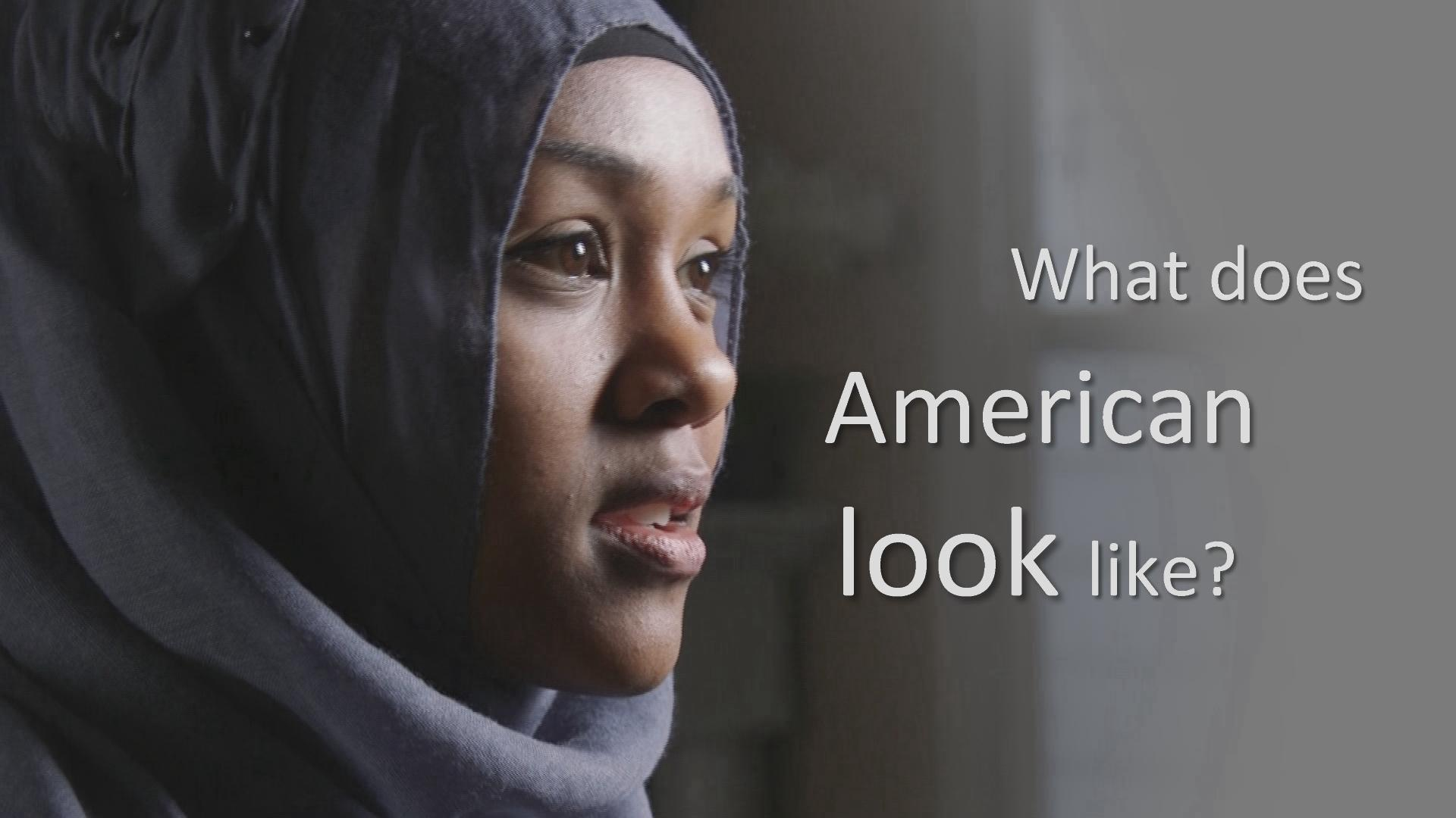 What does American look like?