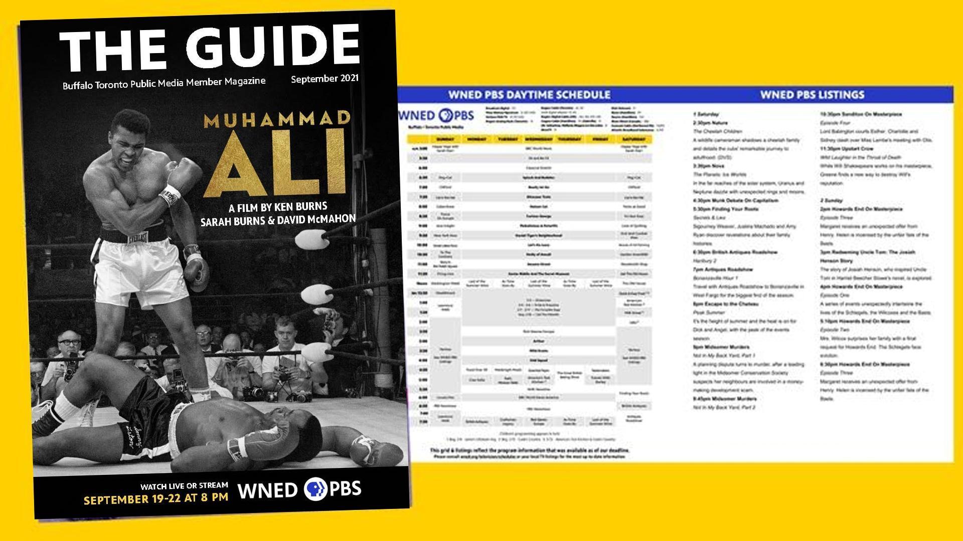 The Guide, Member Magazine