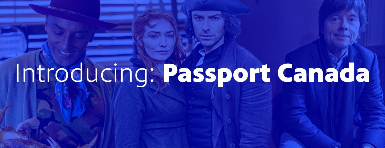Introducing Passport Canada