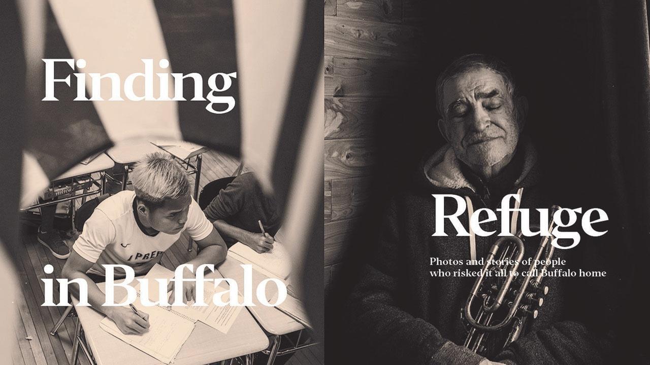 Finding Refuge In Buffalo