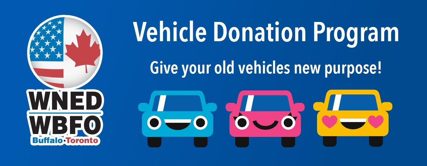 WNED | WBFO Vehicle Donation Program