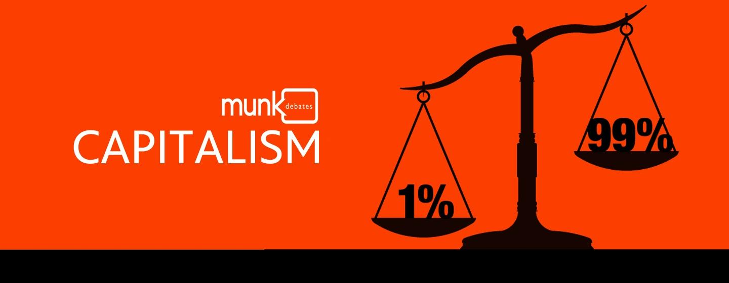 Munk debate on CApitalism
