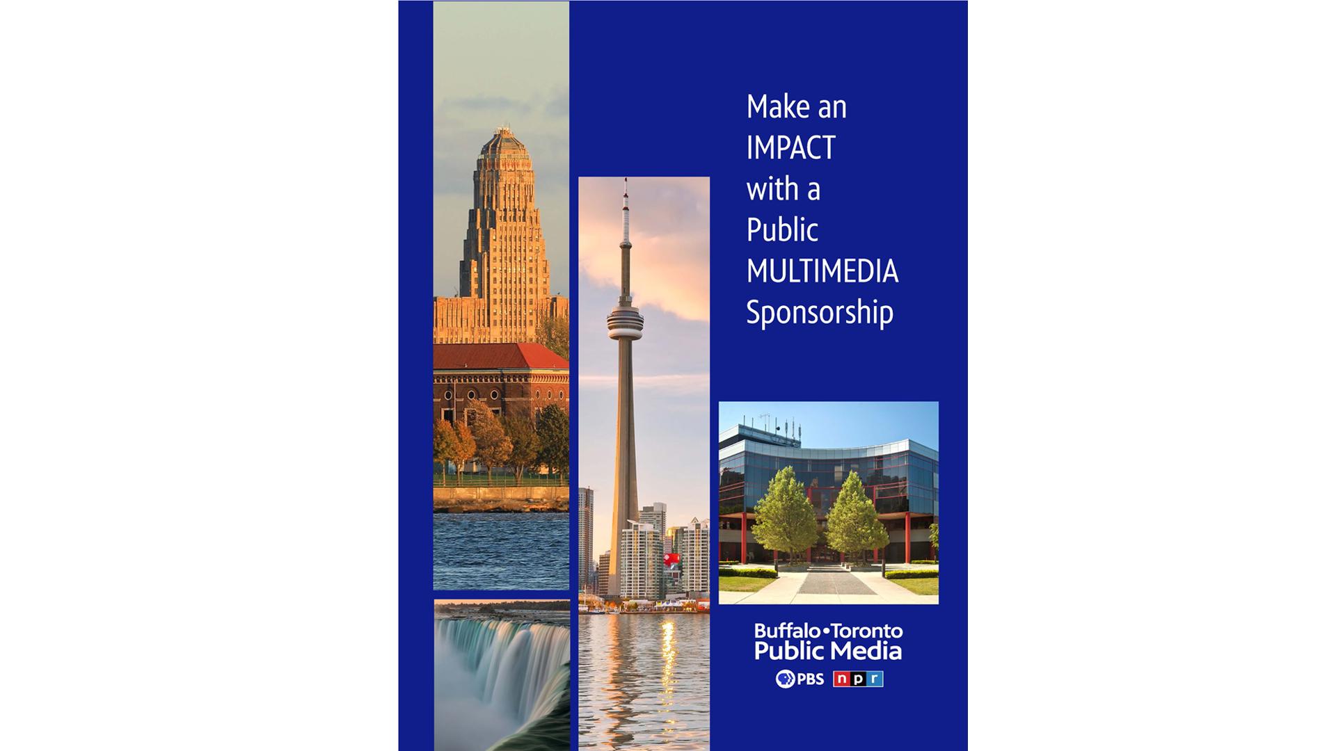Buffalo Toronto Public Media Media Kit